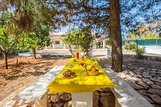 Villa Mediterranea bis 8 Personen