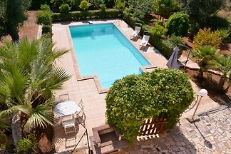 Villa Lidia mit privatem Pool