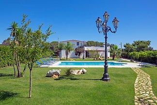 Vakantiehuis Ontspannende vakantie San Vito dei Normanni