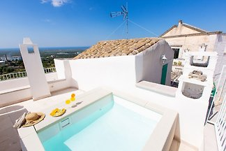 Holiday home relaxing holiday Ostuni