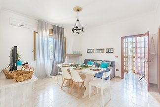 Villa Veccari à seulement 20 mètres de la mer