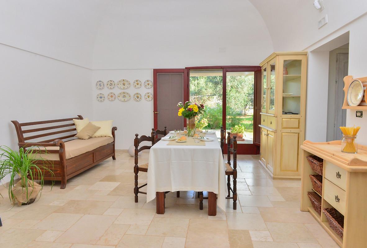 L 39 Alcova Casa Vacanze In San Vito Dei Normanni Affittare