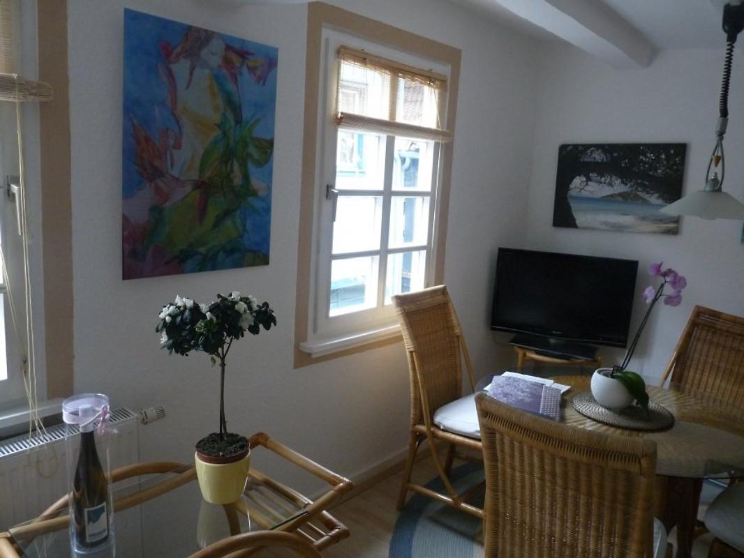 romantisch wohnen in der altstadt ferienhaus in linz am rhein mieten. Black Bedroom Furniture Sets. Home Design Ideas