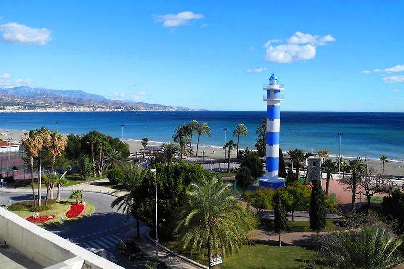 Strandpromenade Torre del Mar