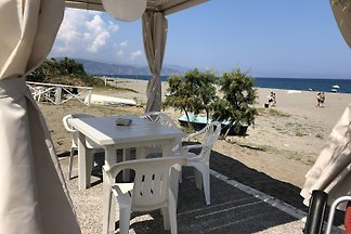 Cottage by the sea in Siciliy