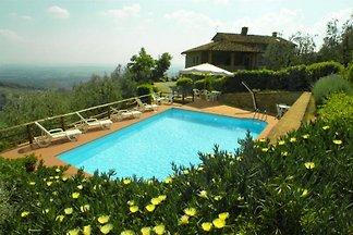 Tuscany holiday house amazing view
