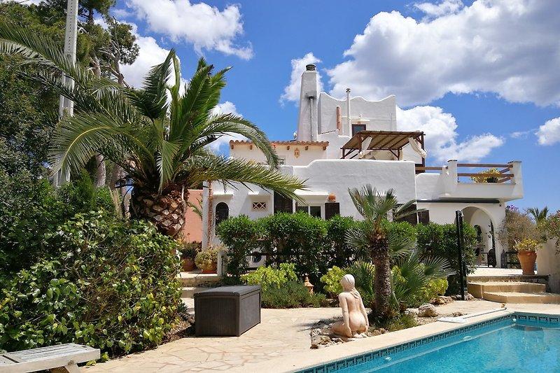 Villa Ca's Nins Pool
