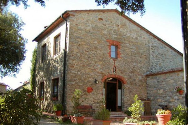Podere Butignano Fienile 1 à Montieri - Image 1