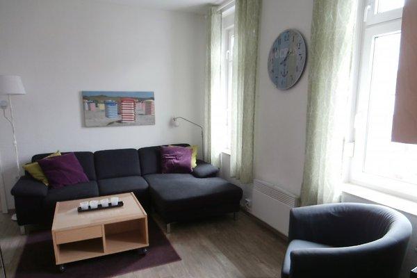 Ferienwohnung wellmann ferienwohnung in borkum mieten for 55 qm wohnzimmer