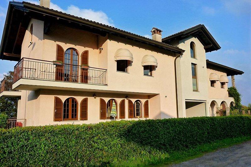Villa Sole - Ferienwohnung ganze obere Etage