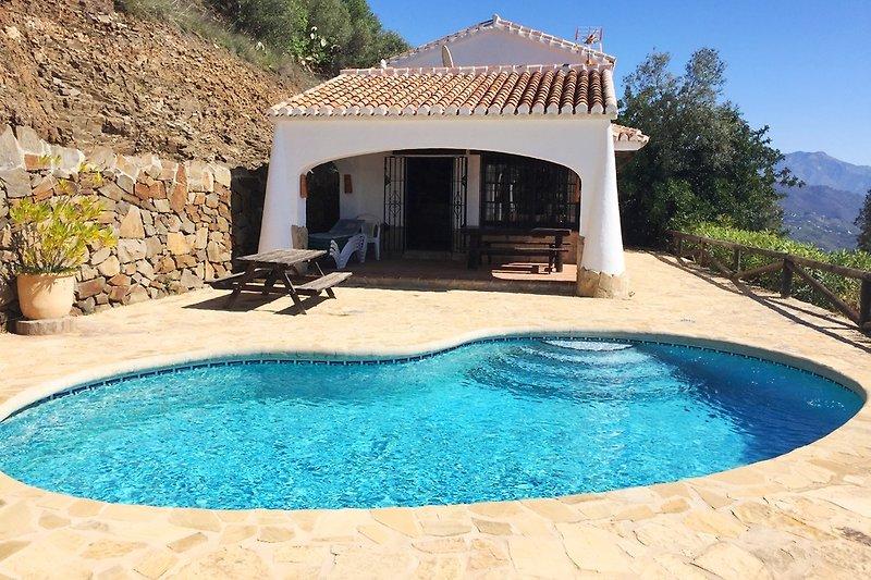 Finca Algarabia mit privatem Pool