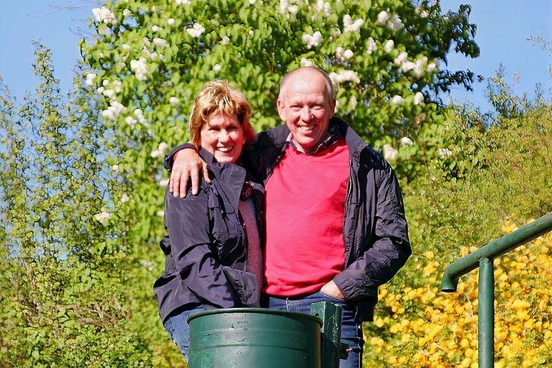 Anni und Udo Müthel