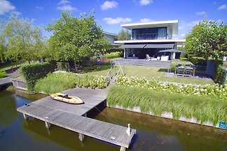 Watervilla Deluxe na Veluwemeer