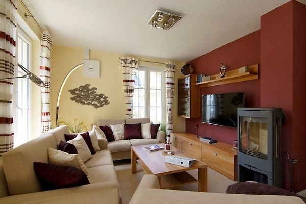 villa harmony ferienhaus in glowe mieten. Black Bedroom Furniture Sets. Home Design Ideas