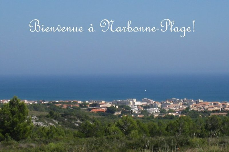 Bienvenue à Narbonne-Plage