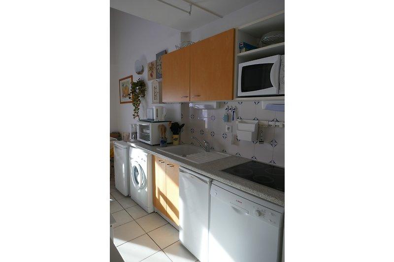 la maison du sud ferienhaus in narbonne plage mieten. Black Bedroom Furniture Sets. Home Design Ideas