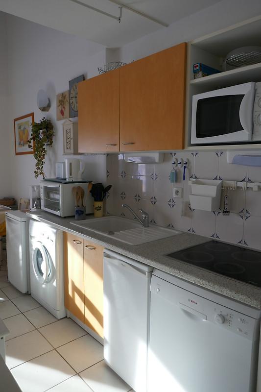Küchenzeile Mit Spüle ~ la maison du sud ferienhaus in narbonne plage mieten