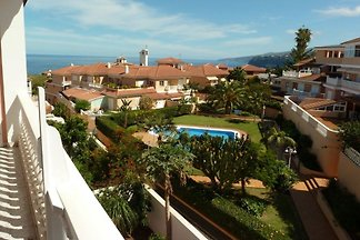 Holiday flat family holiday Puerto de la Cruz
