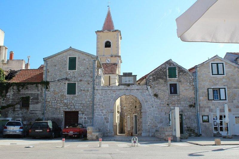 Altstadt von Pirovac