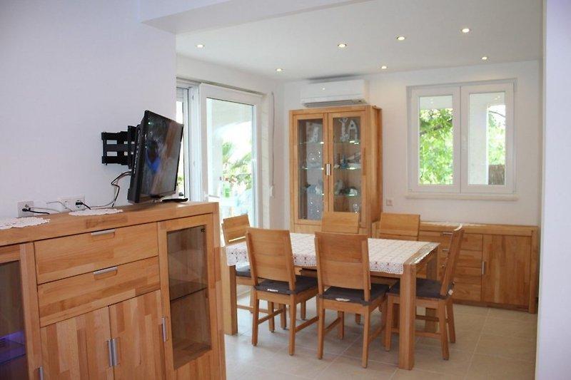 Apartment 1 Essbereich
