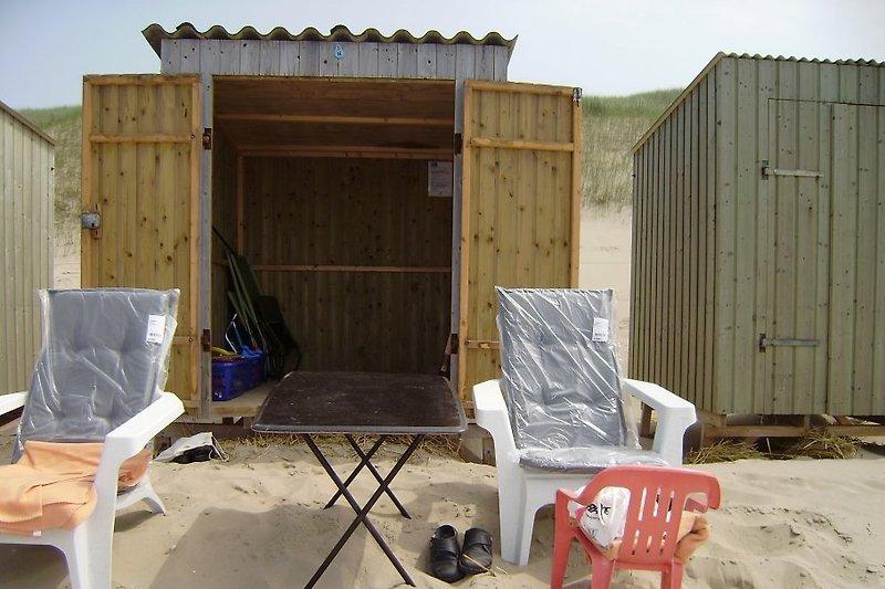 Das Strandhäuschen