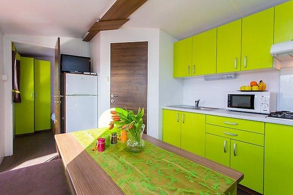 zelena laguna premium mobile home ferienwohnung in pore. Black Bedroom Furniture Sets. Home Design Ideas