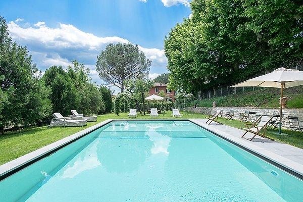 Villa Cellina w Lucca - zdjęcie 1