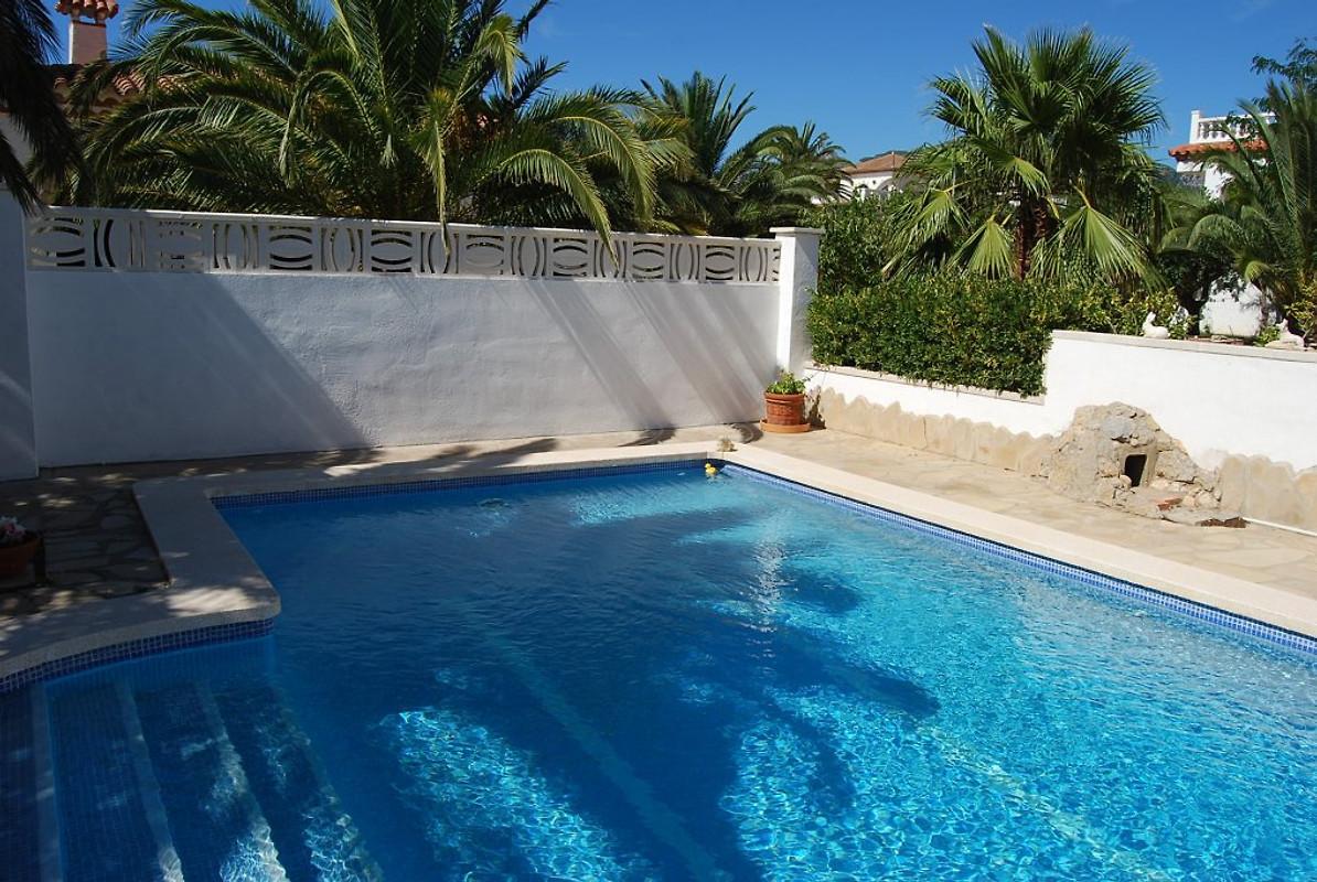 Villa Alenya Avec Piscine Privée, WiFi   Maison De Vacances à Miami Playa  Louer
