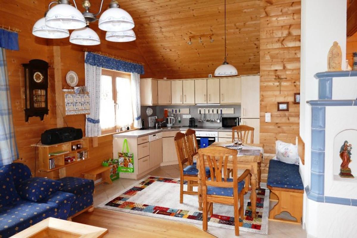 Bärenhütte - Ferienhaus in Bärnkopf mieten