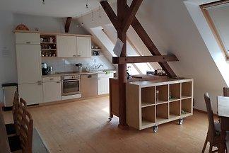 Vakantie-appartement in Schönbeck