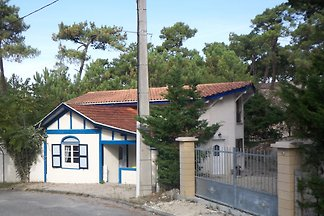 Villa Julie, Lacanau-Ocean