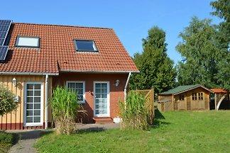 Casa de vacaciones en Lütow