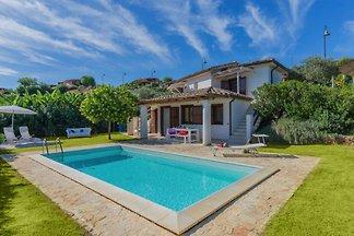 Villa met prive zwembad ZEN