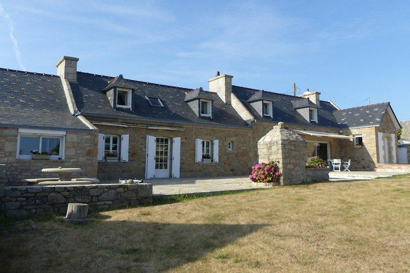 Willkommen in der Villa Les Grillons
