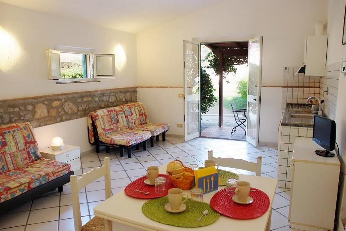 Residence Della Luna IE-LIDL F - Ferienhaus in Porto Azzurro mieten