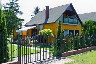 Vakantiehuis Ontspannende vakantie Balatonmáriafürdö