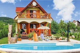 Ferienhaus TULPE mit Pool