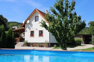 Haus mit Pool in den Weinbergen