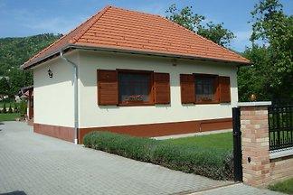 Casa de vacaciones en Balatonudvari