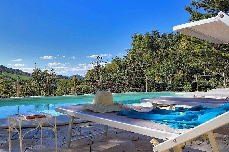 Villa Petra - Panoramapool