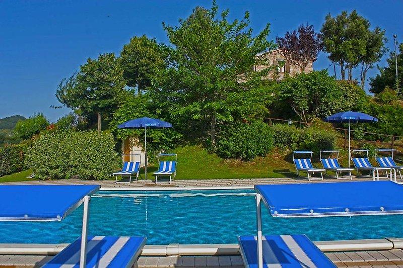 Villa Amata - Private villa with pool at the countryside