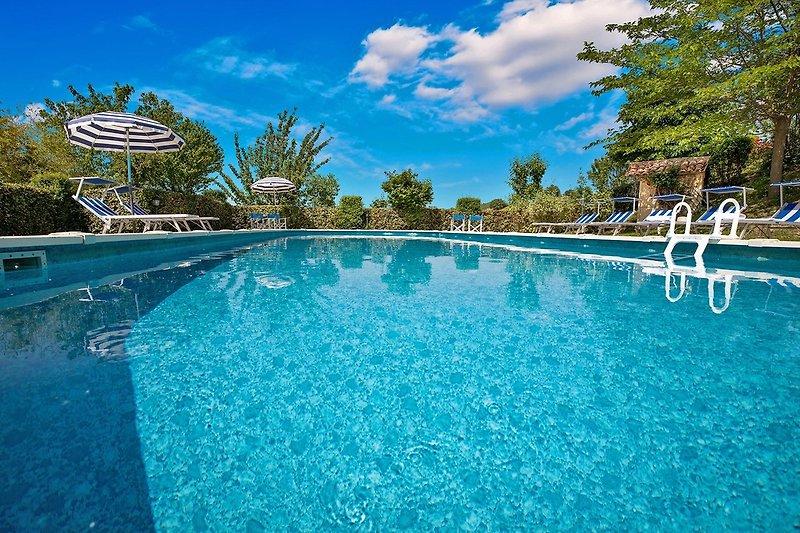 Villa Amata - Private villa with swimming pool in the countryside