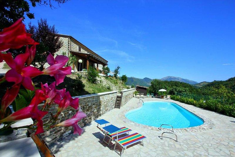 Casale Giada - Panoramic view