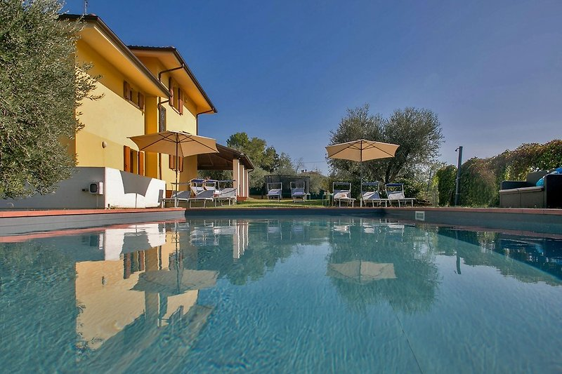 Villa Candelara - Pool 9,5x5