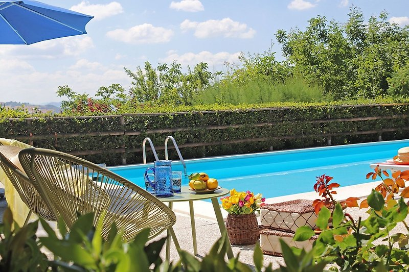 Casa Polly - Countryside house with pool