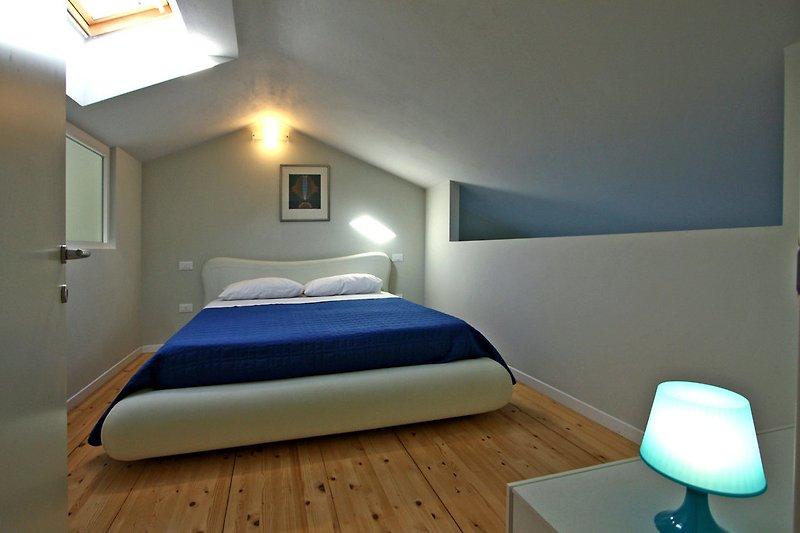 Apartament Giglio - Mezzanine double bedroom
