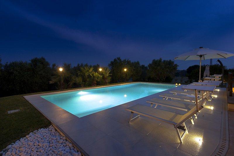 Villa Giorgia- Pool