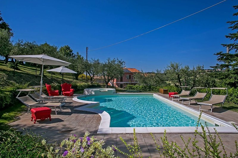 Apartment Giglio - Pool 10x5
