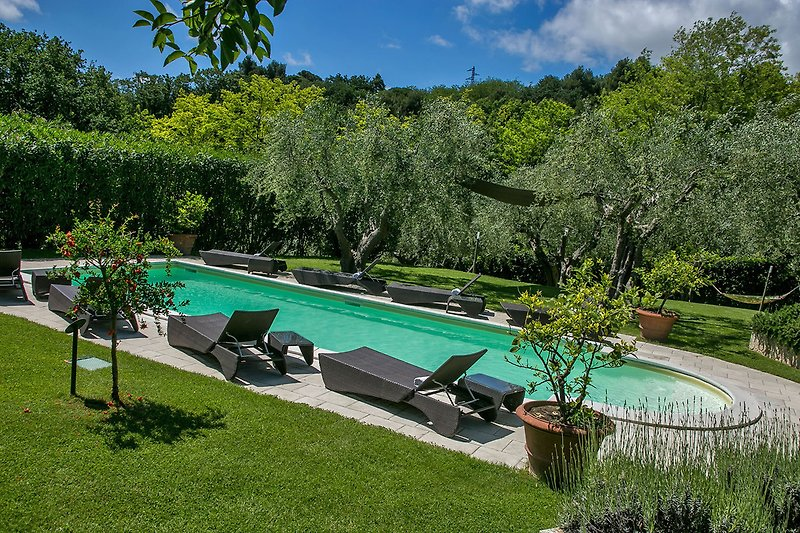 Villa Nobile - Private pool totally fenced-in