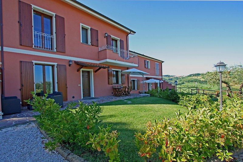 Ferienwohnung Giglio - Völlig unabhängige Wohnung